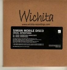 (CP181) Simian Mobile Disco, Cruel Intentions - 2009 DJ CD