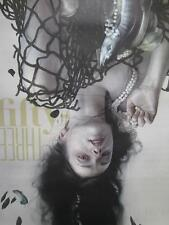 LAST ONE GOTH MERMAID TANGLE IN NET Ltd EDITION SIGNED 39 of 50 SAM WEBER POSTER