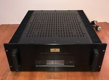 Parasound HCA 3500 Class A Dual Mono Rail Power Amplifier ULTRA HIGH CURRENT