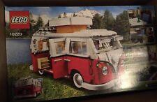 New LEGO Creator Volkswagen T1 Camper Van (10220)