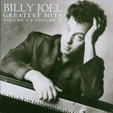 BILLY JOEL - GREATEST HITS VOLUME I & VOL.2 2 CD NEU