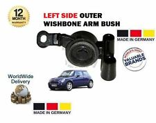 FOR BMW MINI ONE COOPER S WORKS 2001-  LEFT OUTER WISHBONE SUSPENSION ARM BUSH