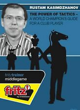 ChessBase kasimdzhanov power of tactics a World Champion 's Guide for club Player