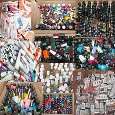 CLEARANCE!! 50 ASSORTED SALLY HANSEN NAIL POLISH LOT, GREAT MIX, NO DUPLICATES!
