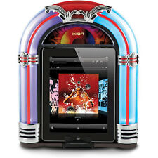 Ion ISP18 Retro Jukebox Dock Speaker for iPhone & iPod with 30-Pin Connector