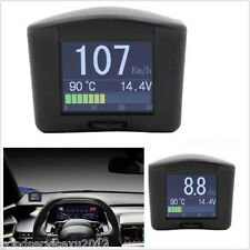 Mini Multifunction Car SUV OBD Digital Trip Computer Fault Code Scan Gauge Meter