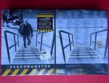 vasco rossi cofanetto 8 cd + 2 dvd videoclip + libro fotografico box set vasco v
