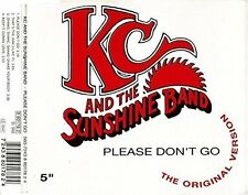 KC & The Sunshine Band Please don't go (Orig.; 4 tracks from 'The be.. [Maxi-CD]