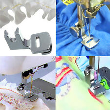 Hot Ruffler Hem Presser Foot For Sewing Machine Brother Singer Janome Kenmore CN