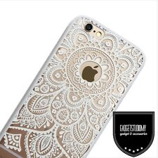 White Lace Dream Weaver Phone Case