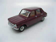 French dinky 1407 simca 1100 vintage diecast restauration code 3