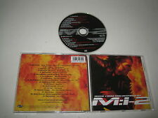 MISSION IMPOSSIBLE 2/SOUNDTRACK/MITCHELL LEIB(HOLLYWOOD/0110302)CD ALBUM