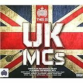 Various Artists - This Is UK MCs (Ministry of Sound 2CD, 2010) [PA]