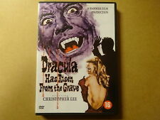 DVD / DRACULA - HAS RISEN FROM THE GRAVE ( CHRISTOPHER LEE )