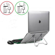 Adjustable Stand Holder Desk For iPad Notebook Smartphone Macbook Laptop Cooler