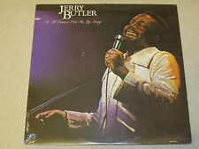 Jerry Butler It All Comes Out in My Song 1977 Motown M6-892S1 SOUL Sealed LP