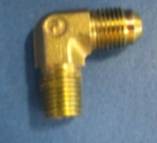"""PARKER 3/8"""" JIC X 1/4"""" M 90 DEGREE ELBOW , LOT OF 6"""