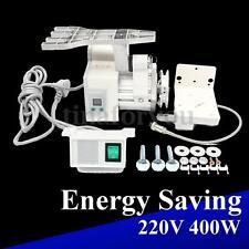 Energy Saving Mute Brushless Servo Motor for Industrial Sewing Machine 220V 400W