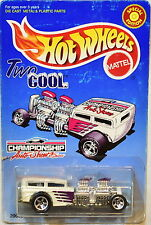 HOT WHEELS TWO COOL CHAMPIONSHIP AUTO SHOW 1998 WAY 2 FAST