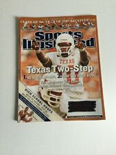 SPORTS ILLUSTRATED ~ December 5, 2005 Vince Young, Texas Longhorns