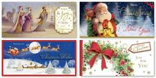 4 Handcrafted 3D Christmas Money Wallets Xmas Vouchers Cash Envelopes Gift Card