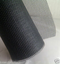 """New York Wire 48"""" x 36"""" Black Mesh for Window Screen NEW! ((READ)"""