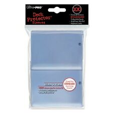 1,000 1000 Ultra Pro CLEAR Gaming Sleeves STANDARD Deck Protector Series