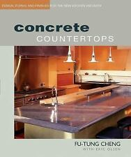 Concrete Countertops : Design, Forms, and Finishes for the New Kitchen and...