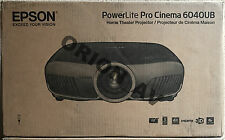 Epson Pro Cinema 6040UB 3LCD Projector 4K Enhancement, HDR & ISF New Bundle Item