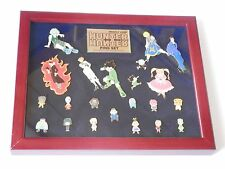 HUNTER×HUNTER Pin badge PINS sets Jump Japan Anime Rare! Gon Kurarpikt Hyskoa
