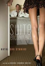 New, Suite Encounters: Hotel Sex Stories, , Book