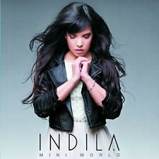 INDILA - MINI WORLD  CD NEU