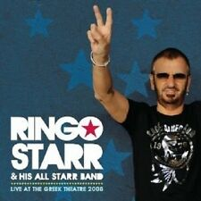 "Ringo Starr ""Live at the Greek Theatre 2008"" CD NUOVO"