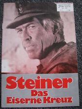 Neuer Filmkurier-Nr.197-Steiner Das Eiserne Kreuz-James Coburn-Austria