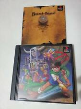 BEYOND THE BEYOND SONY PLAYSTATION GAME L VIDEOGAMES PS JAP JAPANESE PSX PS1