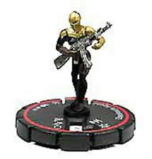 HeroClix Hypertime - #009 Checkmate Agent