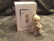 Precious Moments Disney Showcase You're Pretty As A Pixie Tinker Bell 990011