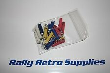 OLD STYLE BULLET  FUSES MIXED BAG CERAMIC  vintage tractor classic tractors