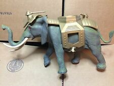 MOTU He-Man Imperial Mammoth Elephant 1984 Robots, Lasers, & Galaxies Knockoff
