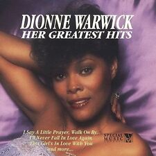 Her Greatest Hits by Dionne Warwick (CD, Pair)