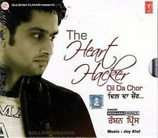 THE HEART HACKER - DIL DA CHOR - NEW BHANGRA CD - FREE UK POST