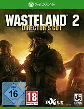 Wasteland 2 -- Director's Cut (Microsoft Xbox One, 2015, DVD-Box)