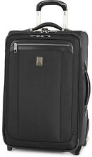 "Travelpro Luggage Platinum Magna 2 22"" Expandable Rollaboard Carry On - Black"