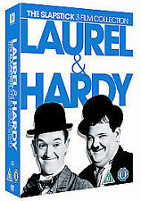 Laurel And Hardy - Slapstick 3 FILM Collection (3-DVD Boxset 2011) FREE UK P&P