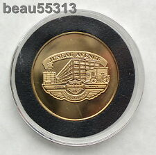 """""""OFFICIAL"""" HARLEY DAVIDSON 2003 100th ANNIVERSARY """"JUNEAU""""  FACTORY COIN"""