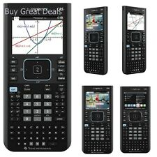 NEW! Texas Instruments Nspire CX CAS Graphing Calculator with 3D Functions - NEW