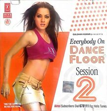 EVERYBODY ON DANCE FLOOR - SESSION 2  - BRAND NEW CD - FREE UK POST