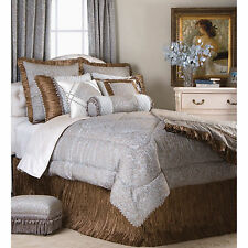 Jennifer Taylor SWANSON Collection 10-Piece Comforter Bedding Set, Oversize KING