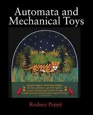 Automata and Mechanical Toys, Peppe, Rodney, Good Book