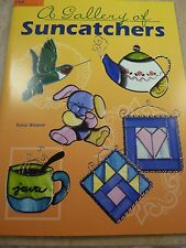 A Gallery of suncatchers.....Stained Glass/Leadlight Book